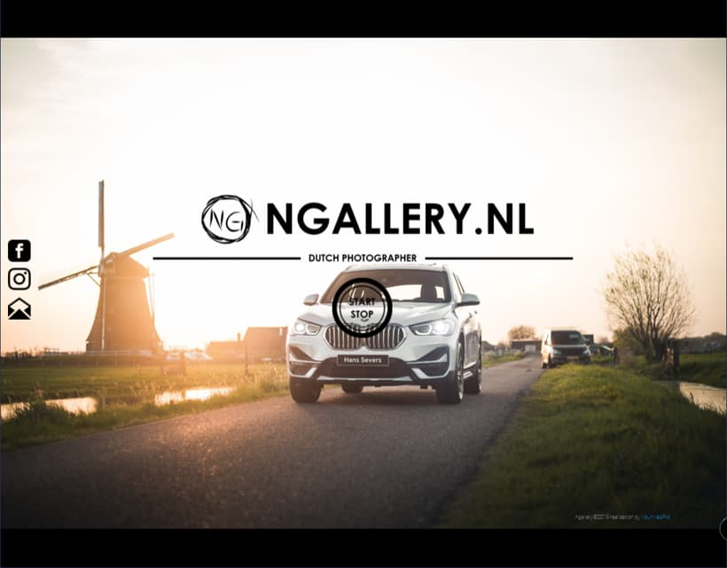 YourWebPro portfolio - project NGallery