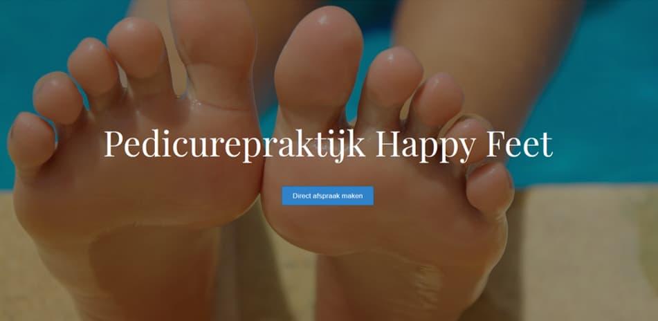 Pedicurepraktijk Happy Feet