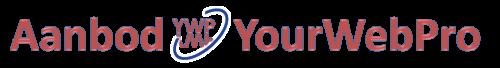 Aanbod van YourWebPro